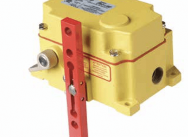SAS Snap Action Safety Pull Switch